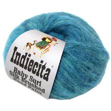 Indiecita Baby Suri Silk Brushed 4ply