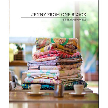 Jen Kingwell Books and Patterns