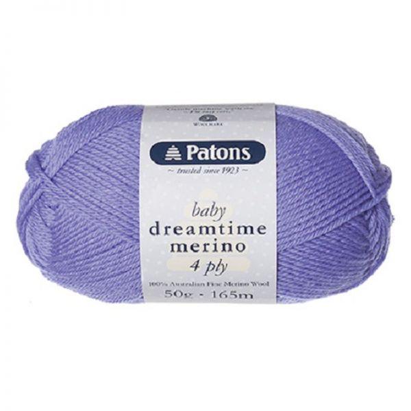 Patons Baby Dreamtime Merino 4 ply