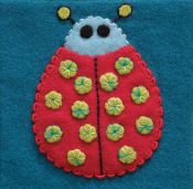 Sue Spargo Wool Fabric/Felt