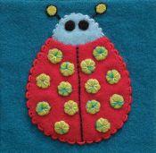 Sue Spargo Wool Fabric/Felt