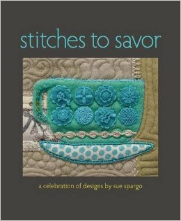 Sue Spargo Patterns and Books