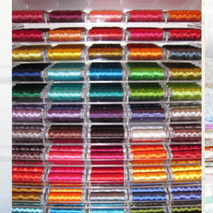 Sue Spargo Razzle and Dazzle Embellishing Threads