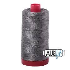 2615 Large Spool Aluminium - 12wt Aurifil Thread